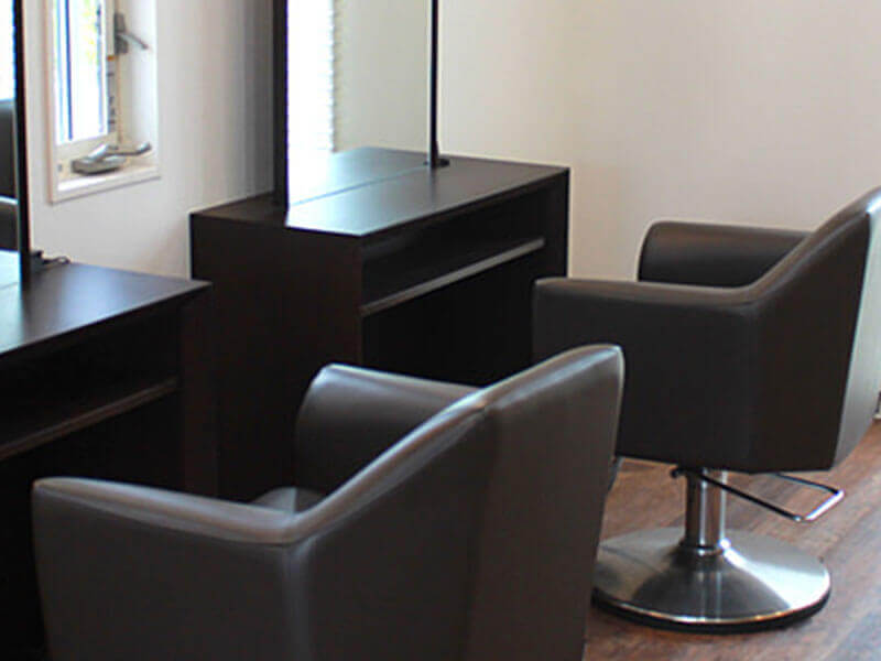 津市の美容院サロンドウルー お店の雰囲気イメージその2