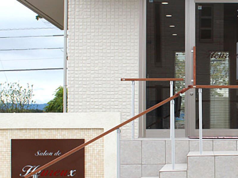 津市の美容院サロンドウルー お店の雰囲気イメージその3