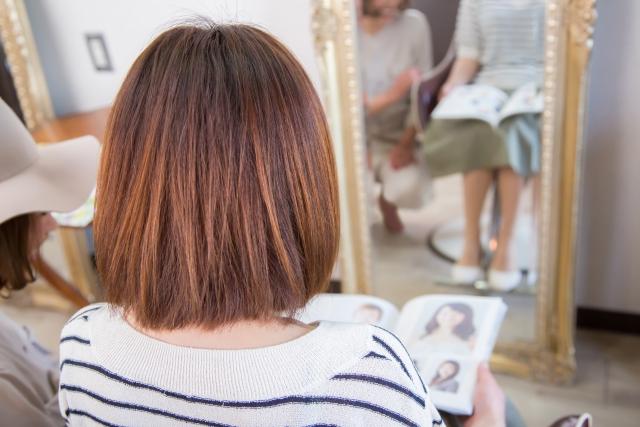 津市の美容院サロン ド ウルー<3つのお約束とリピーターのお客様への特典>